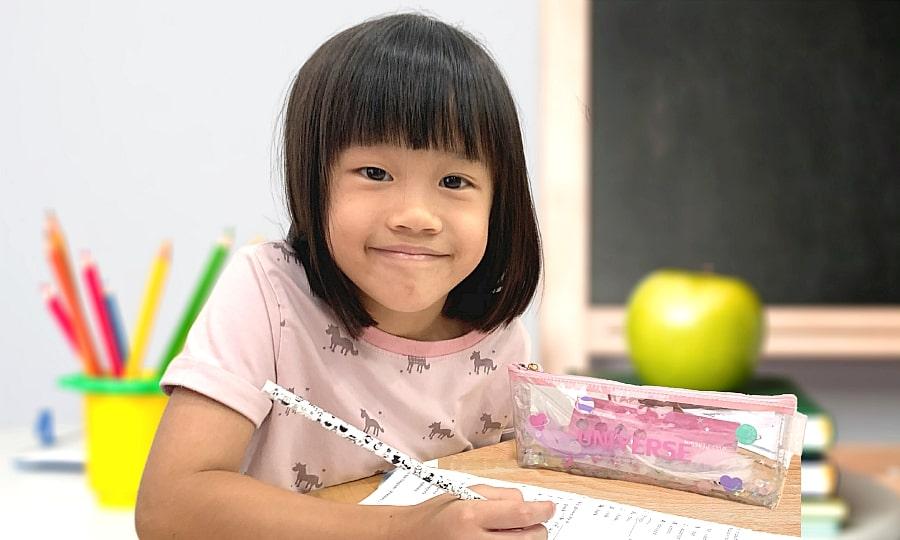 LK Academy primary 2
