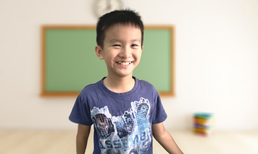 LK Academy primary 3