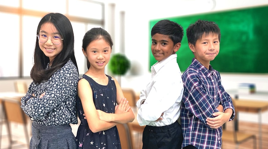 LK Academy primary 6