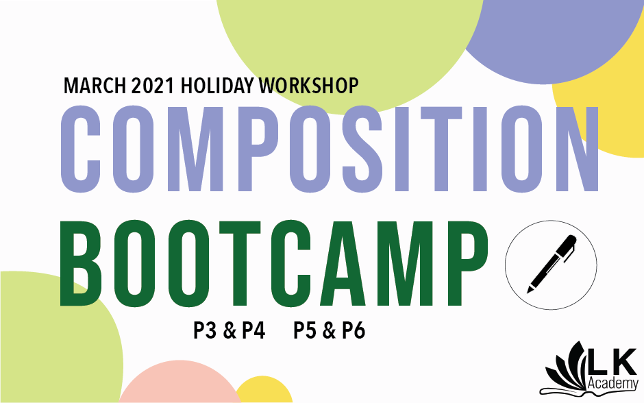 Composition Bootcamp March 2021