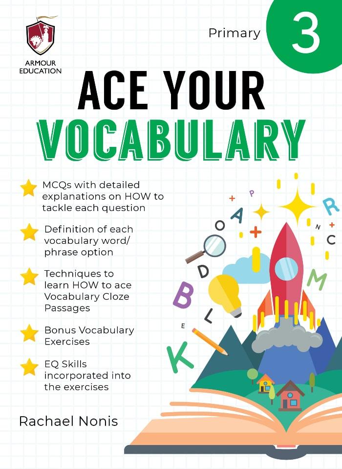 Ace Your Vocabulary P3