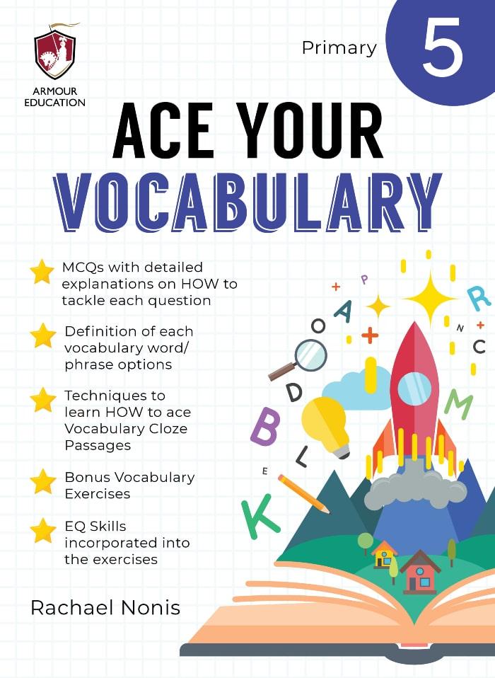 Ace Your Vocabulary P5