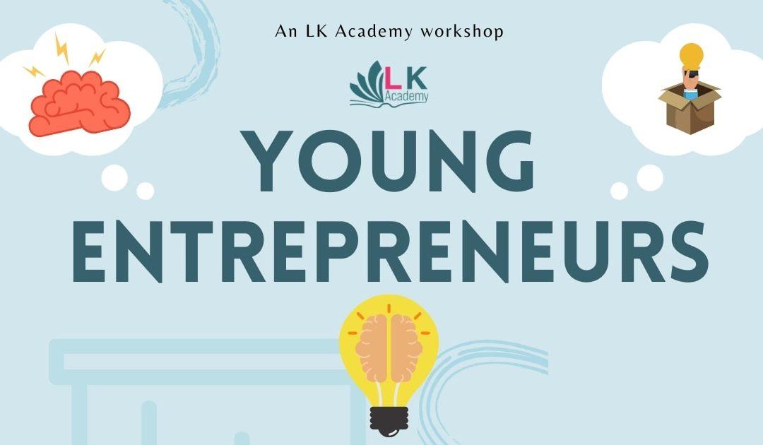 Young Entrepreneurs Nov/Dec 2021