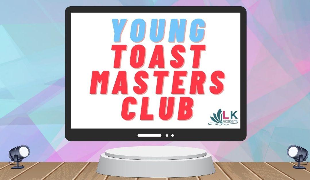 Young Toastmasters Club Nov/Dec 2021